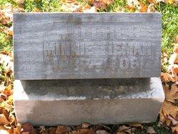Minnie <I>Loehbrink</I> Tieman