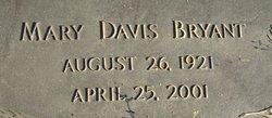 Mary Powell <I>Davis</I> Bryant