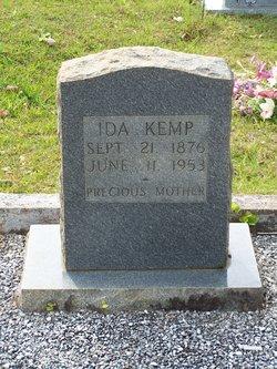 Ida <I>Cain</I> Kemp