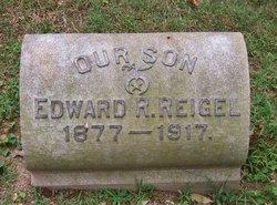 Edward R Reigel
