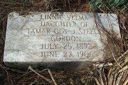 Linnie Velma Gordon