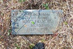 Mary Frances Morse