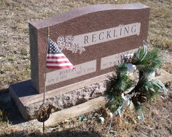 Robert Lee Reckling