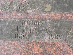 Julia Ann <I>Decker</I> Bibb