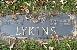 Clara Lee <I>Sparks</I> Lykins