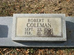 Robert E Coleman