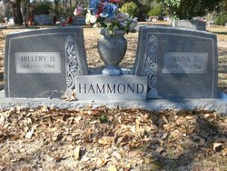 Anna Elizabeth <I>Gulley</I> Hammond