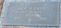 Jack Nance Gillis