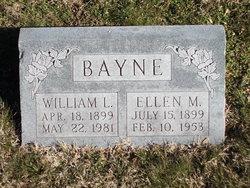 Ellen M. <I>Anderson</I> Bayne