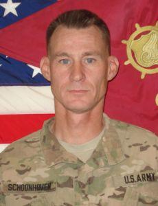 Sgt Mark H. Schoonhoven