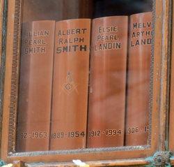 Albert Ralph Smith