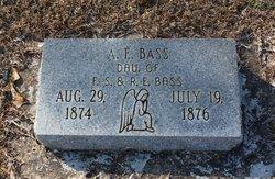 A. E. Bass