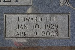 Edward Lee Ashley, Sr