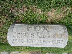 Josie B <I>First</I> Fox