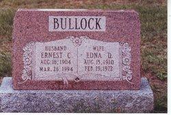Edna Delilah <I>Hurl</I> Bullock