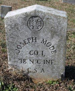 Joseph Thomas Mode
