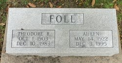 "Theodore Rosswell ""Shorty"" Foll"