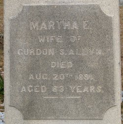 Martha E Allyn