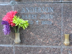 Barry John Anderson