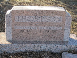 Robert Henry Thompson