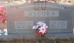"Sabina Faye ""Snowflake"" <I>LaShell</I> Alcorn"