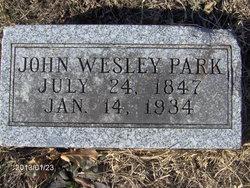 John Wesley Park