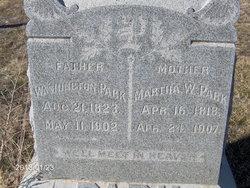 Martha Wilson <I>Davis</I> Park