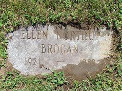 Ellen <I>Northup</I> Brogan