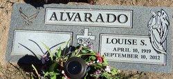 Louise <I>Saiz</I> Alvarado