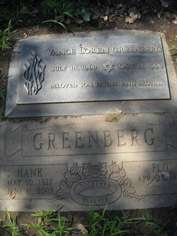 Vance Loren Greenberg
