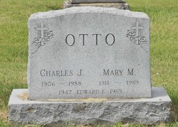 Charles J Otto, Sr