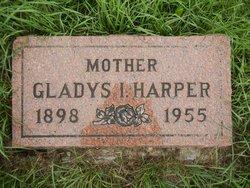 Gladys Irene <I>Freeland</I> Harper