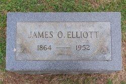 James Orpheus Elliott