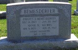 Annie <I>Metzler</I> Bemesderfer