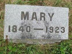 Mary A. <I>Fessenden</I> Brooks
