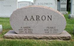 Abraham Allen Aaron