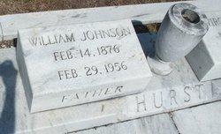 William Johnson Hurst