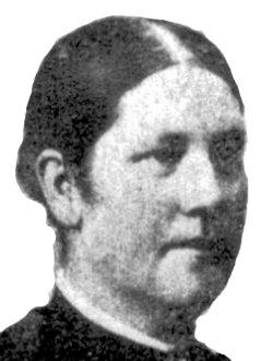Ida Caroline <I>Erickson</I> Johnson
