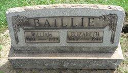 Mary Elizabeth <I>Isenberg</I> Baillie