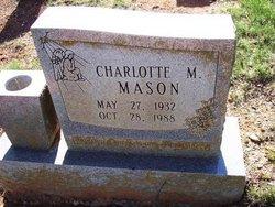 Charlotte A Mason