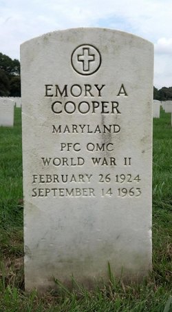 Emory A Cooper