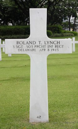 SSgt Roland T Lynch