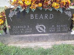 Harold Raymond Beard
