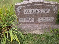 Pearl May <I>Landers</I> Alberson