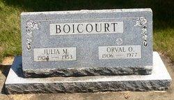 Orval Orrin Boicourt