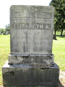 Elizabeth A <I>George</I> Clemens
