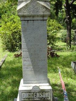 Samuel H Dickenson