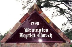 Old Bruington Baptist Church