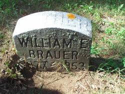 William E. Brauer