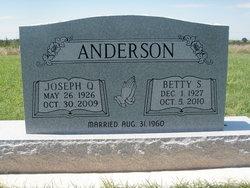 Joseph Quincy Anderson